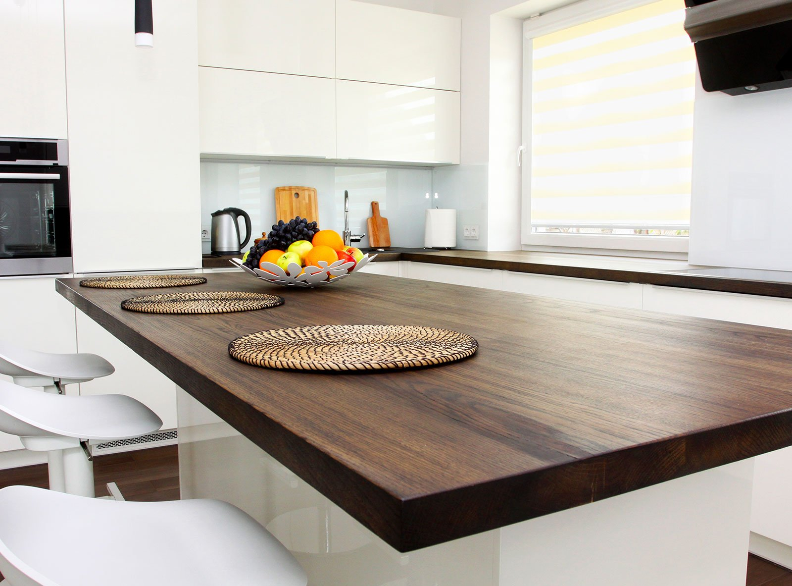 Modergo - comptoir de cuisine en bois