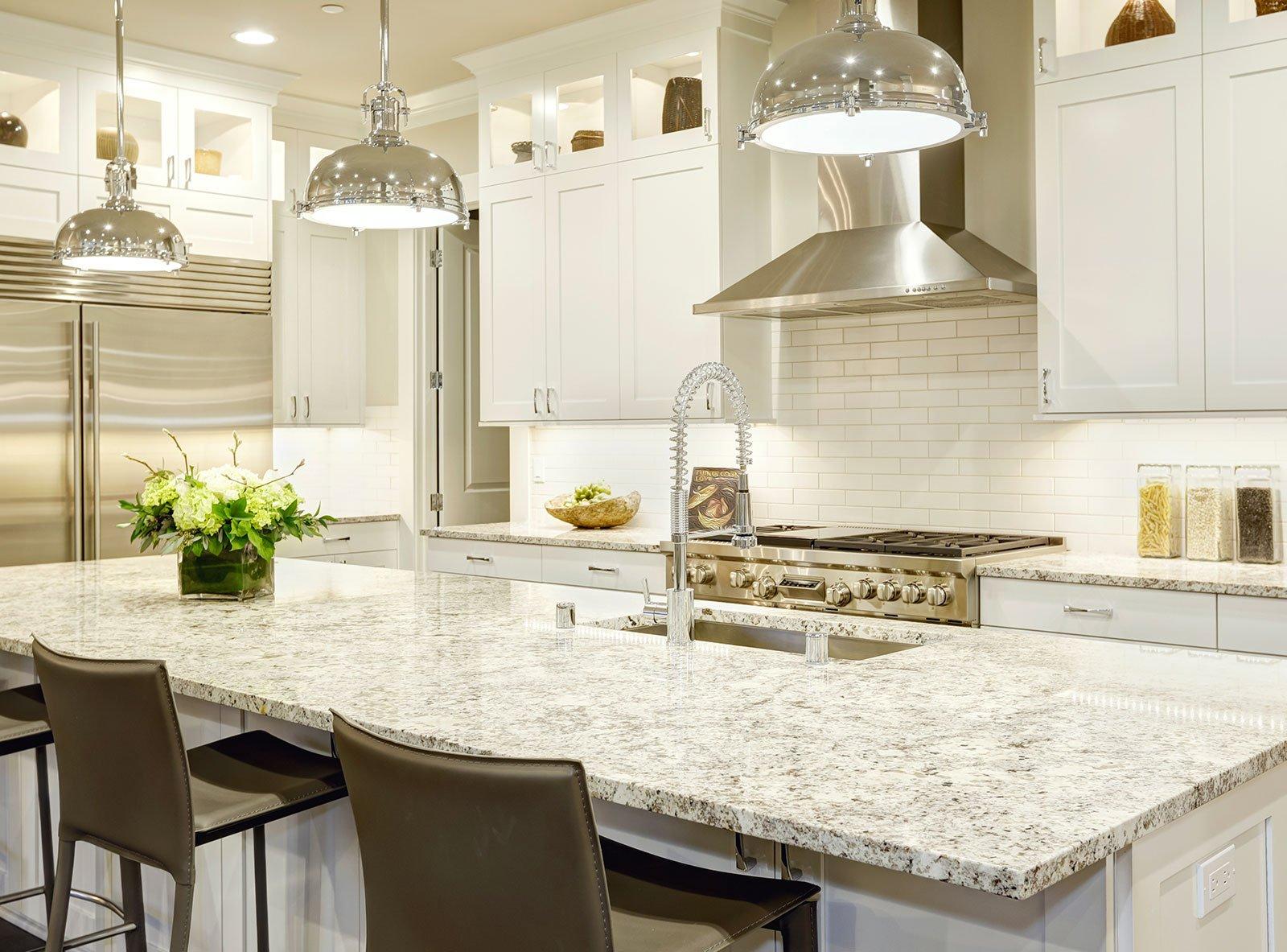 Modergo - comptoir de cuisine en granite