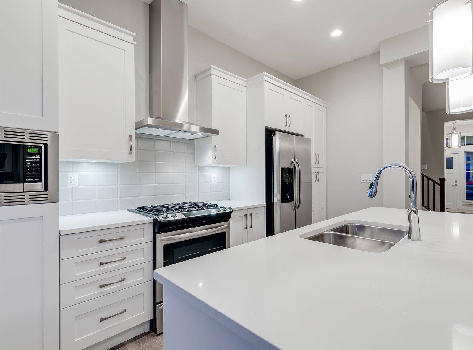 Modergo - comptoir de cuisine en quartz